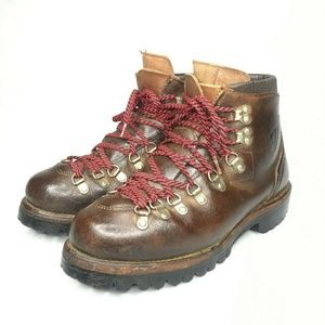 Vasque Vintage Leather Heavy Duty Distressed Hike